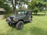 2002 JEEP Jeep Wrangler Sahara Sport Utility 2-Door